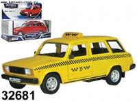 "Машинка Лада ВАЗ 2104  ""Такси"""