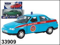 """Коллекционная модель ВАЗ-2110 Лада """"Налоговая служба ФНС"""""""