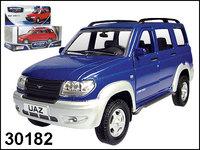 Модель УАЗ Патриот