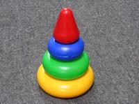 Дет. пирамидкаМалышок - 3 конус