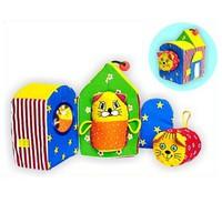 Дет. игрушка «Кошкин дом»