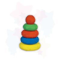 Дет. пирамидка маленькая (шар)