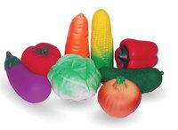 ПВХ Набор игровой Овощей