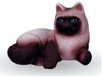 """Дет. игрушка ПВХ детская """"Кошка Сиамка"""""""