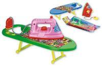 Детский игровой набор детский: утюг и гладильная доска