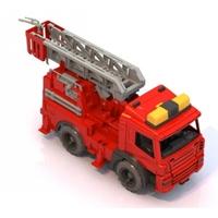 Дет. игрушечная спецтехника: пожарная машина