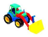 """Трактор """"Флипер"""" с ковшом"""