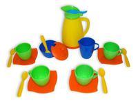 """Набор детскийдетcкой посуды """"Алиса"""" на 4 персоны"""