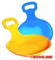 Санки детские-ледянки глубокие (в пакете), ТМ EUROLINE