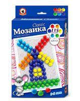 """Дет. мозаика """"Классика"""" 115 эл. d20мм"""