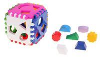 """Детский логический куб """"Нина"""""""