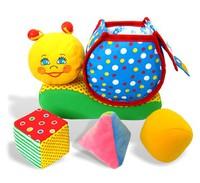 Дет. игрушка «Улитка с сундучком»