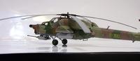 Модели вертолетов для склеивания вертолет Ми-28А