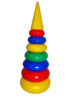 Дет. пирамидка50 см