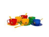 Детский чайный набор на 6 персон (Технокомп)