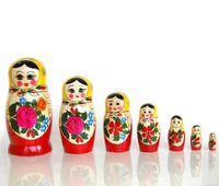 "Матрешка  ""Россияночка"" (7 кукол)"