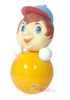 Дет. музыкальная игрушка-неваляшка Мила 41 см