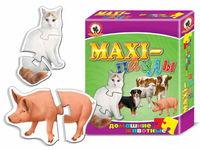 Макси Пазлы Домашние животные