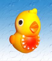 ПВХ Дет. игрушка Цыпленок 1