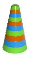 Занимательная Детская пирамидка №1 'Полесье'