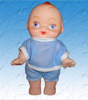 ПВХ Дет. игрушка Кукла Дениска