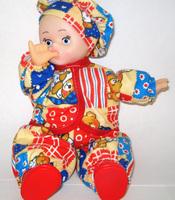 ПВХ Дет. игрушка Кукла Кирюша