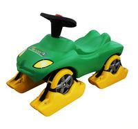 """Детский снегоход каталка-автомобиль """"Полиция"""" со звуковым сигналом"""