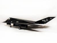 """Модели самолетов для склеивания самолет F-117 """"Стелс"""""""