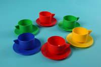 Набор детский посуды (кофейный)