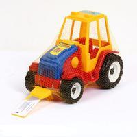 """Детский игрушечный трактор """"Мастер"""" (ср.)"""
