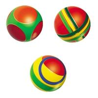 Мяч детский Полоса №7 d-15 см