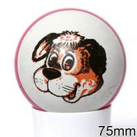 Мяч детский резиновый Спорт №3 d-7,5 см