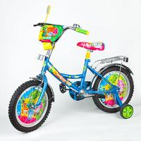 """Велосипед Детский """"Фиксики"""" 14"""
