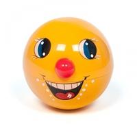 """Дет. музыкальная игрушка-неваляшка """"Колобок"""" 12 см"""