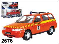 """Масштабная модель ВАЗ-111 Лада """"Техпомощь"""""""