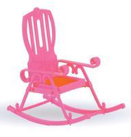 """Кресло-качалка для кукол, """"Огонек"""""""
