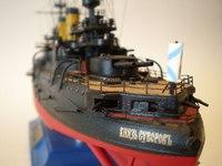 """Модели кораблей для склеивания Броненосец """"Князь Суворов"""""""