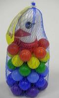 Дет. Пирамида Уточка мини с шариками (Росигрушка)