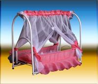 Кроватка для кукол №3 (Ясюкевич)