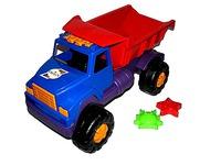 Автомобиль детский Самосвал Интер Турбо Цветной