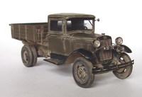 Модель сборная для склеивания грузовик ГАЗ-АА