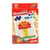 "Дет. мозаика Classic ""Гриб"" (40 эл., диаметр 20 мм)"