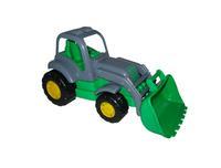 """Детский игрушечный трактор-погрузчик """"Крепыш"""""""