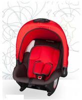"""Автомобиль детскийное детское кресло""""Baby Ride FST """" (цвет shadow/red), группа 0+ (0 - 13 кг)"""