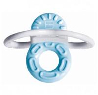 Детский прорезыватель для зубов Bite & Relax c клипсой-держателем (от  2-х месяцев)