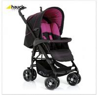 Дет. коляска-трость Condor (цвет caviar/berry)