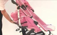 Дет. коляска-трость Rio Рrincess