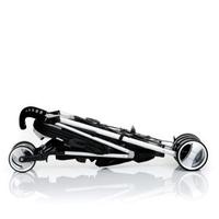 Дет. коляска-трость Spirit (цвет caviar/silver)
