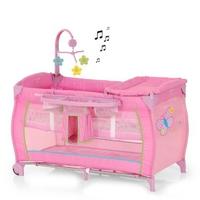 Манеж детский-кроватка Baby Center (butterfly)