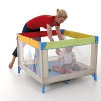 Манеж детский Dream'n Play Square (цвет circus)